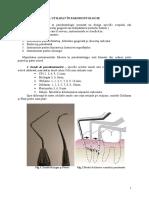 Instrumentarul Utilizat În Parodontologie