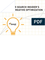 Creative Optimization Guidebook 2015