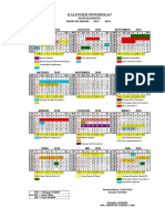[Aplikasi] Kalender Pendidikan Otomatis