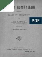 Floru Istoria Romanilor 1923