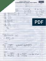 微积分第五份笔记解答
