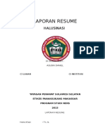 Laporan Resume