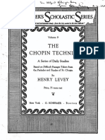 The Chopin Technic