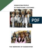 Kazakhstan Culture