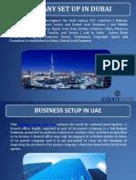 Company Set Up in Dubai