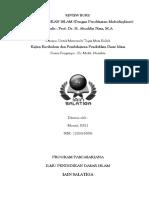 Review Buku Ilmu Pendidikan Islam Abudin Nata