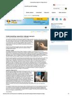 Understanding Capacitive Voltage Sensors