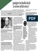 Business Standard Interview-Feb 26, 2017
