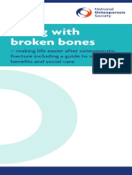 Living With Broken Bones