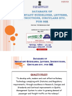 Data Bank of important guidelines,letters,instructions,circulars etc for OHE.pdf