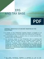 Income Taxation 1