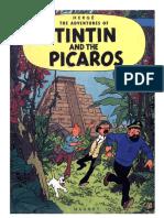 23 - Tintin and the Picaros