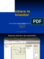 Initiere in Inventor - Curs 08.pps