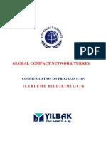 Yilbak Turkey 2016 Cop & Ungc (Ali Riza Deger)