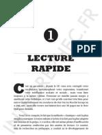 Lecture Rapide | Integrerhec.fr