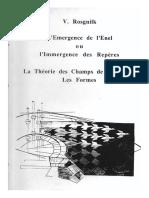 L'Emergence de l'Enel -Tome IV