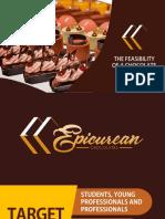 Defense Epicurean Chocolates