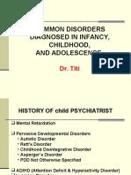 Child Psychiatry Dr. Budi Pratiti