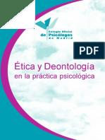 Etica y Deontologia en La Practica Psicologica
