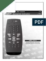 Urc7611 Manual Es Por