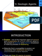 Chapter 5 - Geologic Agents