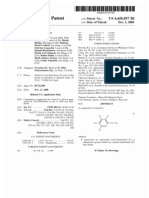 Pyridine derivatives (US patent 6656957)