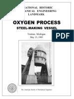 104 Basic Oxygen Steel Making Vessel 1955