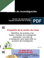 Sesión 6_metinvest_la Idea de Investigación_2016-II (1)