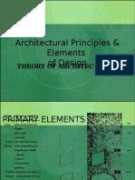 Architectural Principles Elements-Terj
