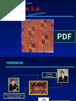 Presentación Texfina SAA