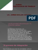 Diapositivas Relaciones Individuales de Trabajo