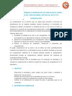 Densidad de Campo Metodo Del Cono de Arena-1