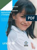 Protección Infancia y Adolescencia PROCURADURIA NACIONAL DE COLOMBIA