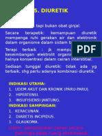 1 .DIURETIK