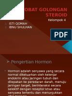 4. Obat Golongan Steroid