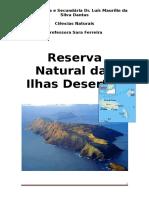 Ciências - Ilha Das Desertas