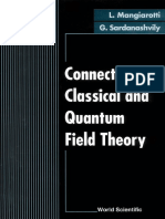 L. Mangiarotti, G. Sardanashvily-Connections in Classical and Quantum Field Theory-World Scientific Publishing Company (2000)
