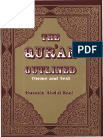 The Qur'an Outlined Theme & Text.pdf