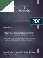 El Ser y La Existencia