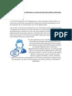 Implementación de IVR Básico a Través de Interfaz Grafica