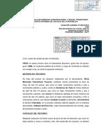 Casación Laboral N° 08218-2015, Lima