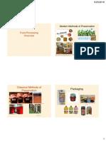 2.Food Preservation Basics