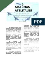 Sistemas Satelitales (Paper)