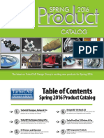Turbocad Design Group Spring 2016 Product Catalog