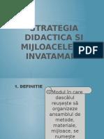 Strategia Didactica_mijloace de Invatamant