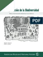 Interpretación de La Biodiversidad. Manual Para Educadores Ambientales en Los Trópicos