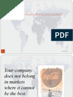 Global Market Offerings