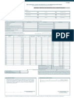 Formulario Posesión Efectiva(SII)