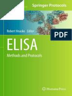 (Methods in Molecular Biology 1318) Robert Hnasko (Eds.)-ELISA_ Methods and Protocols-Humana Press (2015)