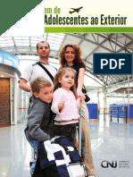 Autorização de Viagem de Menor